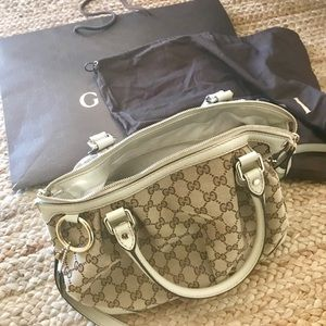 AUTHENTIC Gucci Sukey tote - SOLD......